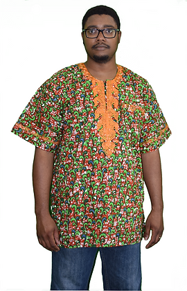 Good Luck Ankara Dashiki
