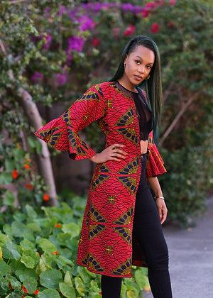 Adeola Bell Sleeve Jacket