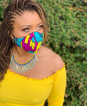 Dynasty Face Mask, Medium