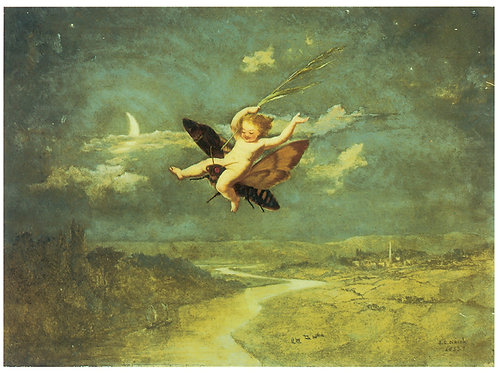 Victorian Fairy Painting No. 057
