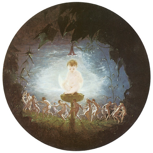 Victorian Fairy Painting No. 007