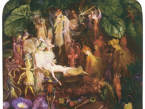 Victorian Fairy Painting No. 051