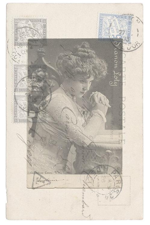 French Print No. 9044