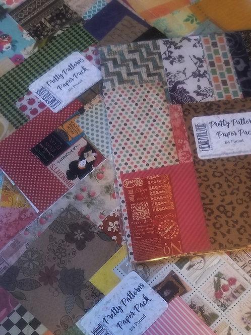Pretty Pattern Paper Packs