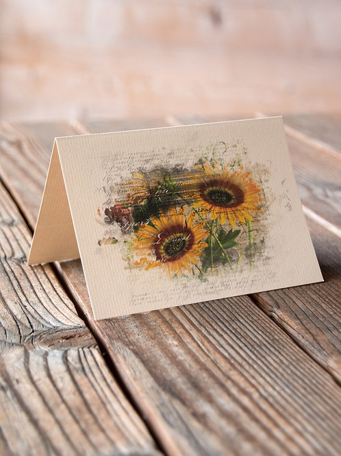 Botanical Note Card No. 232-Blank Note Card