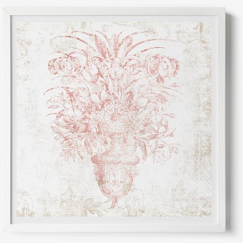 Botanical Collage Print No.223154