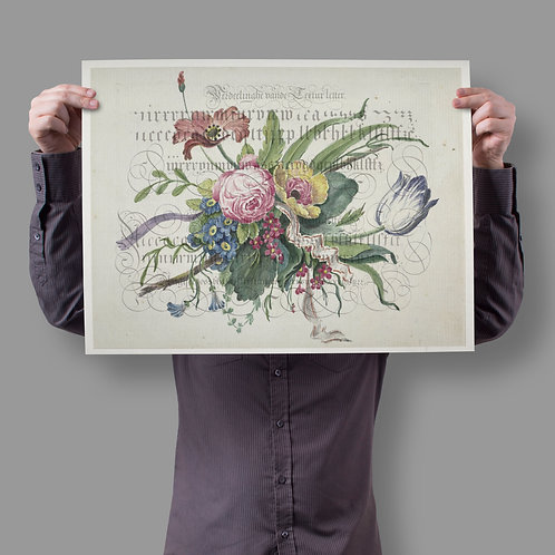 Botanical Printable print No 044