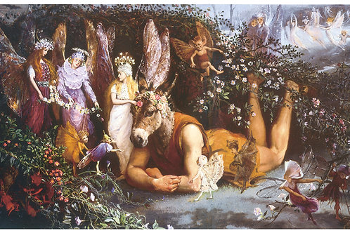 Victorian Fairy Painting No. 049