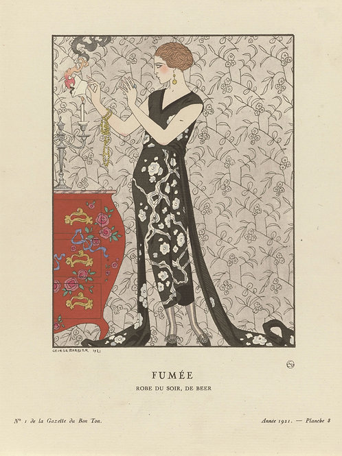 French Print No. 7763