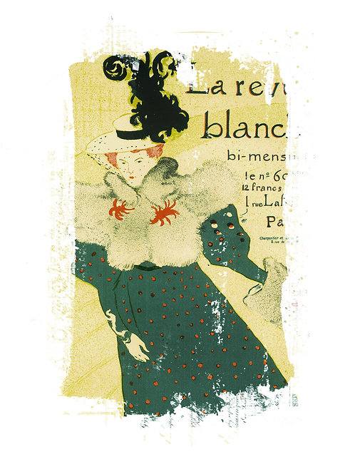 French Poster Print No. 007