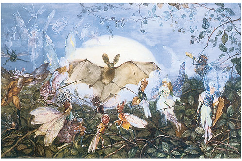 Victorian Fairy Painting No. 041