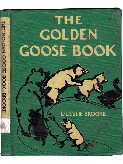 The Golden Goose Book-Vintage Book Covers No.44000
