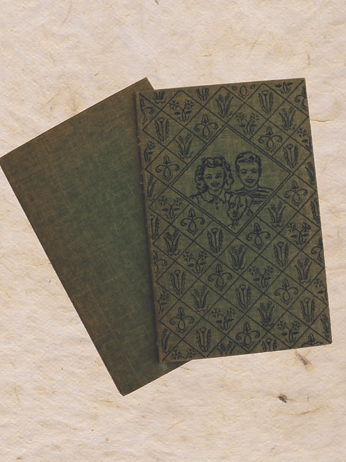 Bobbsey Twins Book Covers No.3001-1950's