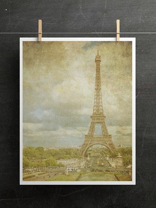Paris Poster No. 01