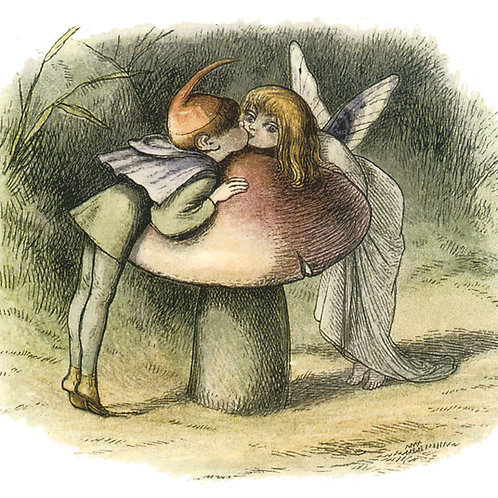 Victorian Fairy Painting No. 027