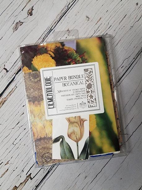 Botanical Paper Bundle