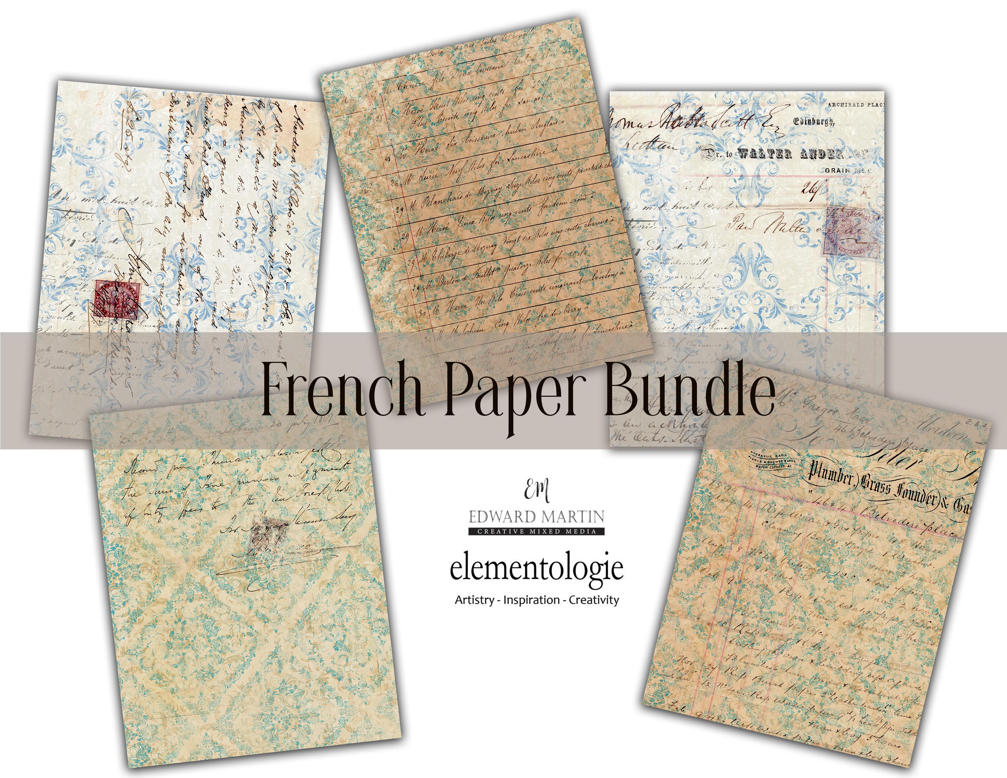 Printable Paper Packs & Bundles