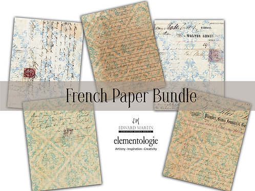 French Paper Pack No. 4459