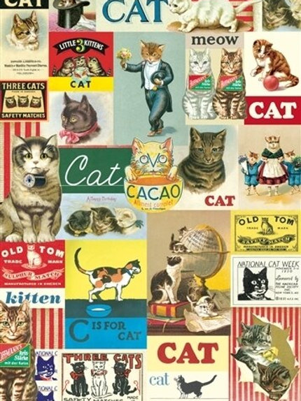 Vintage Cats 2