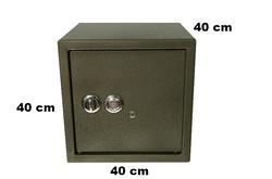 Box 400 com Segredo, Chave e Volante