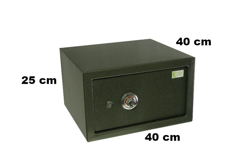 Box 350/40 Segredo e Chave