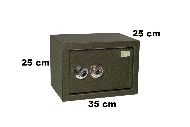 Box 250 Segredo e Chave