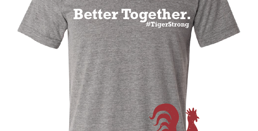 Better Together #TigerStrong
