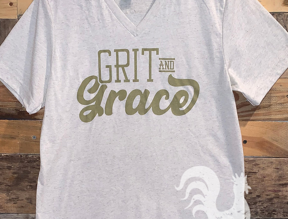 Grit and Grace tee