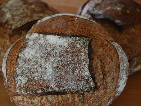 Fresh Breads, Pastries, and Pies