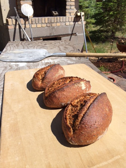 Rye with flax