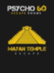 Mayan Temple Card Game