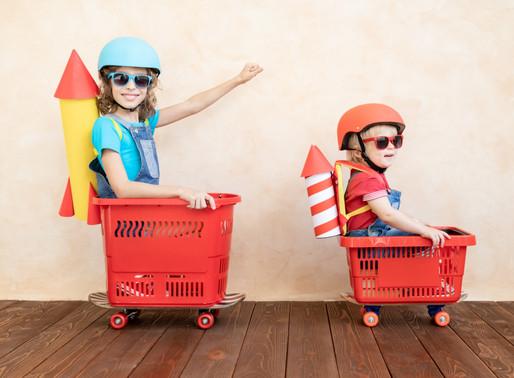 Creativity: 5 reasons your child needs it!