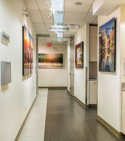 CCMSU Hallway