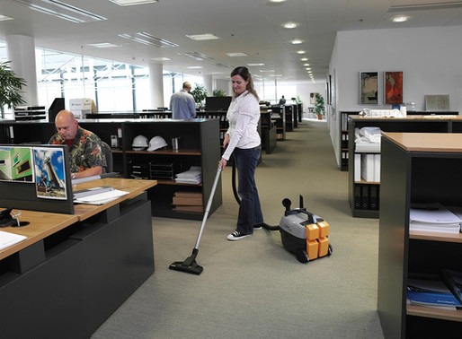 NORTHERN COMMERCIAL CLEANING - WHO WE ARE