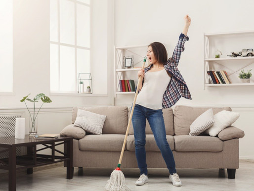 Skip the Traditional Mop