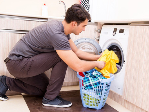 Keep Your Washer Smelling Fresh With Bleach