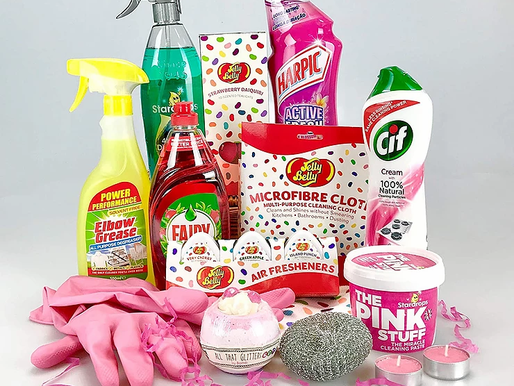 Cleaning Products Checklist