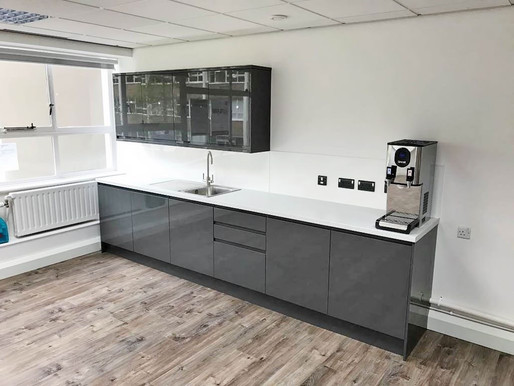 Northern Commercial Cleaning | Workplace Communal Areas