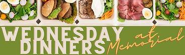 Wednesday Dinners.jpg