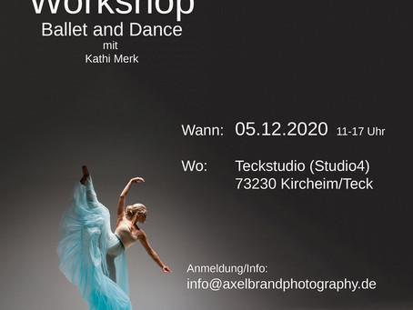 Fotografie Workshops fast ausgebucht