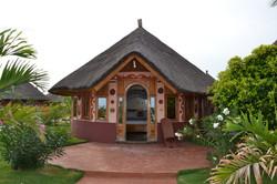 chambre sur jardin exterieur