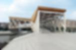 Bridge to Electric Yacht marina