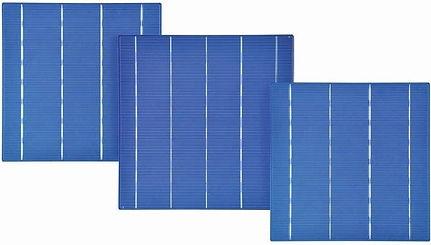 RenewSys 5BB & 4BB Solar PV Poly Crystal