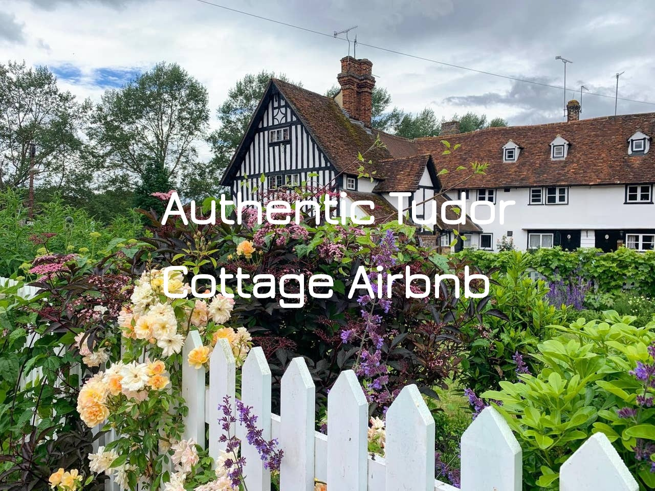 Authentic Tudor Cottage Airbnb