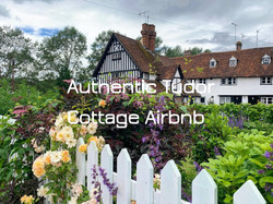 Authentic Tudor Cottage Airbnb