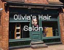 Olivia's Hair Salon, Eynsford
