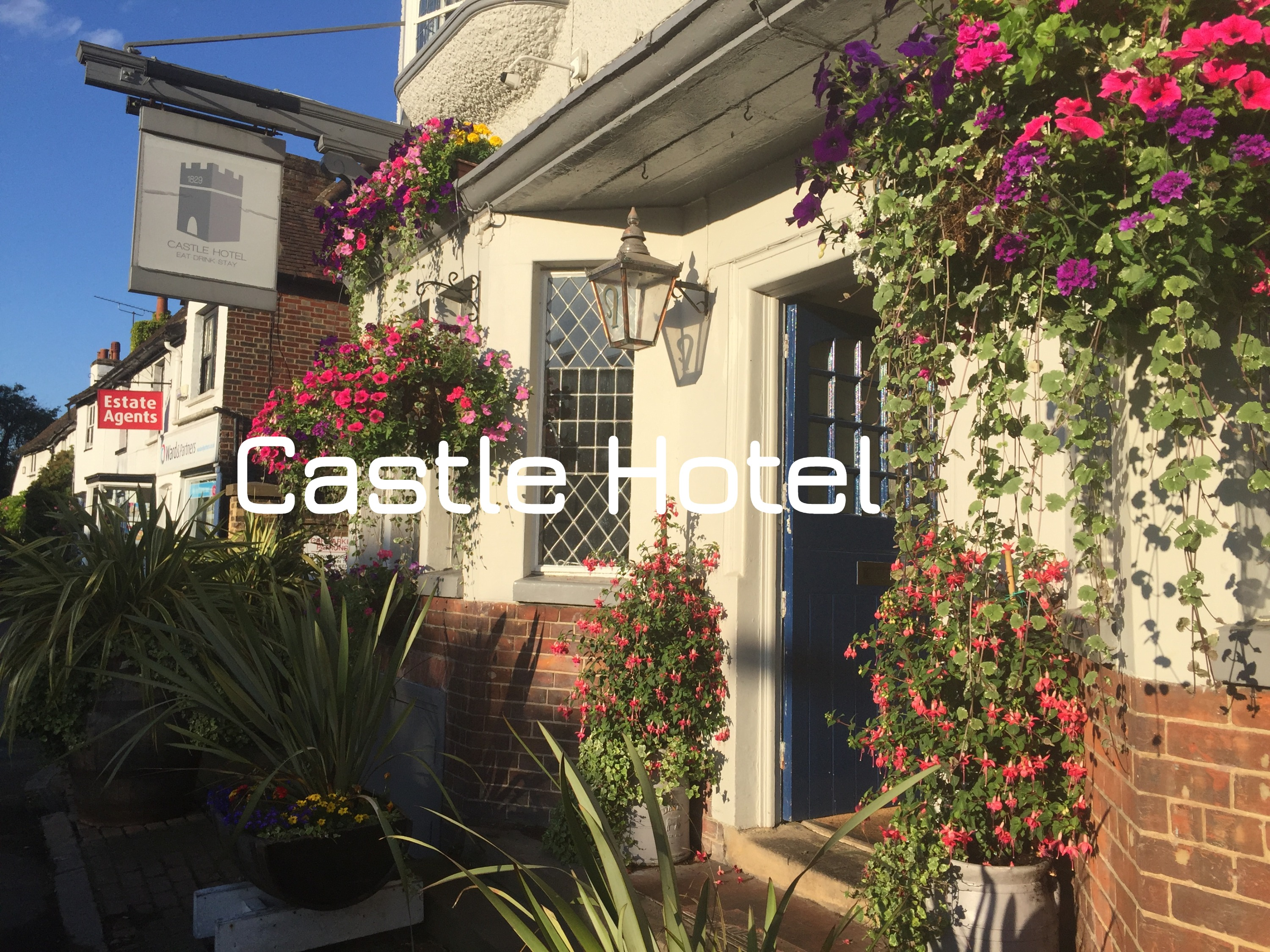 Castle Hotel, Eynsford Village