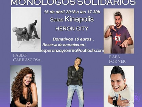 Monologos Solidarios