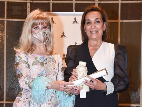 """Premio """"Prenamo 2020"""" a la asociación Esperanza y Sonrisa"""