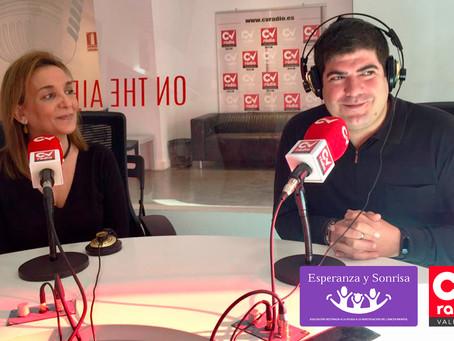 Entrevista en CV Radio
